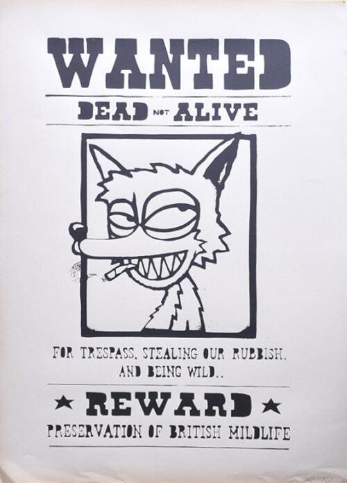 mau mau wanted posters