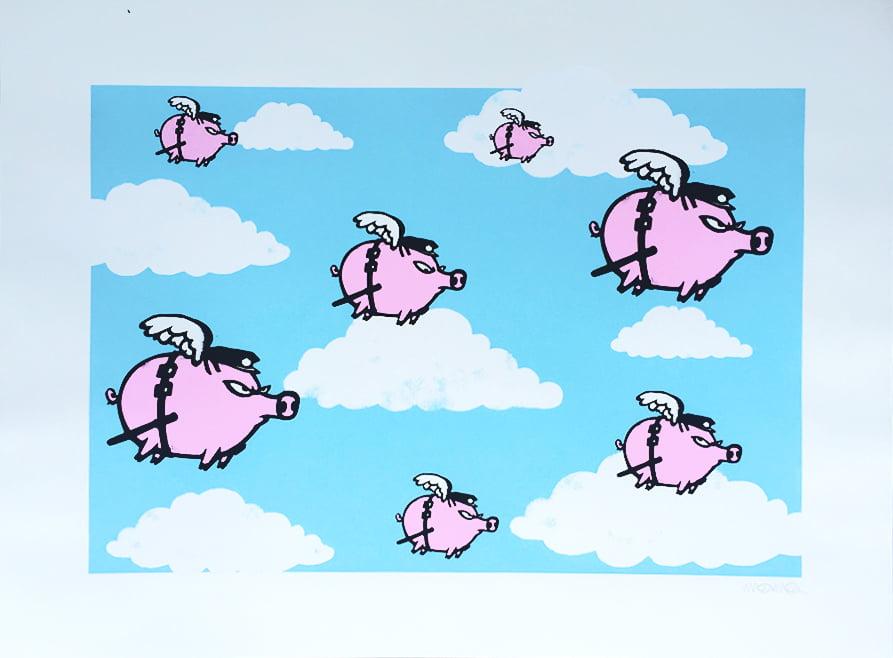 Mau Mau Pigs Might Fly (BIG)
