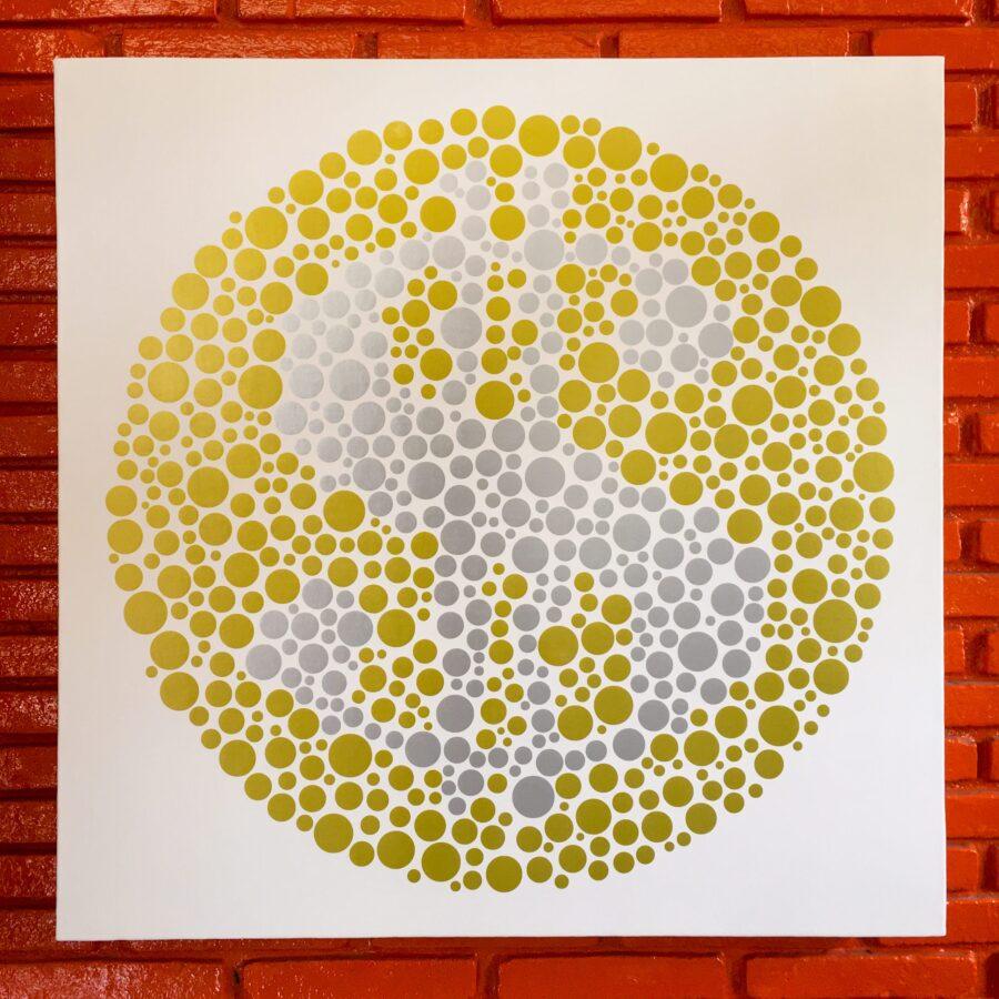 beejoir colour of money canvas